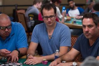 Rainer Kempe: Eben noch 5 Millionen, jetzt schon $565-Turnier