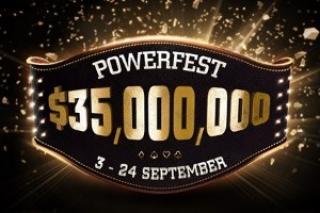 Party Powerfest Sep 2017
