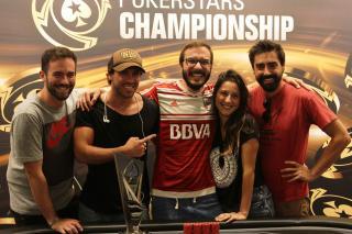 Pedro Cairat winner pokerstars national championship barcelona 2017