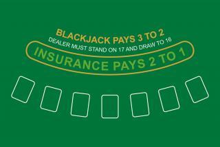 black jack insurance