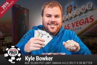 Kyle Bowker Bracelet