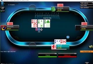 Flopmania3 Push Fold