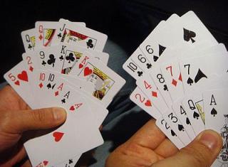 Chinesische Pokerhand