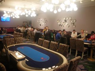 Spielbereich Olympic Casino