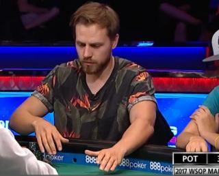 Florian Lohnert WSOP ME D7