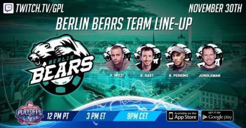 berin bears