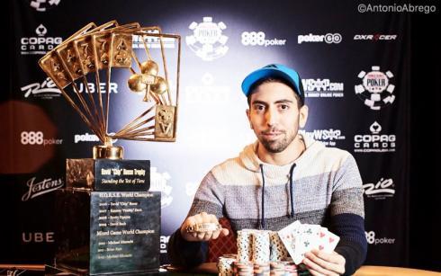 Elior Sion WInner Pic WSOP 2017 PPC2