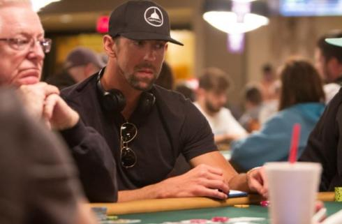 Michael Phelps wsop 2017