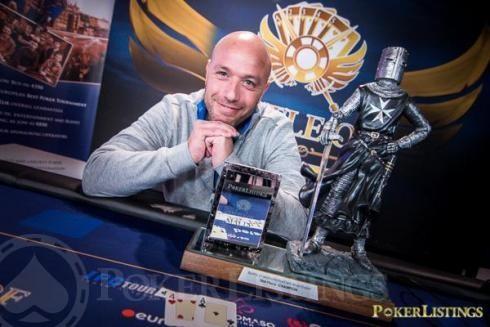 Nadav Patrick Lipszyc Winner