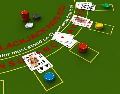 free blackjack game