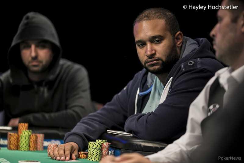 Ismael Bojang (AT) - Sieger Event #40 WSOP 2019