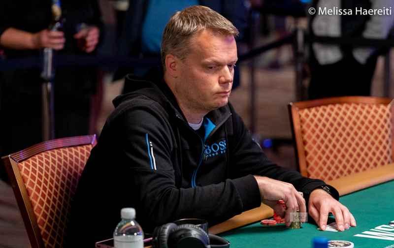 Juha Helppi (FI) - Sieger Event #72 WSOP 2019