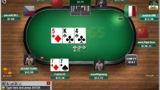 bet365 Tisch