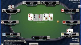 Carbon Poker Tisch