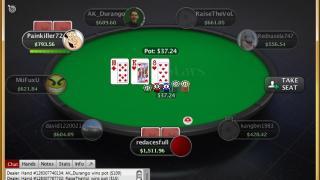 PokerStars Tisch