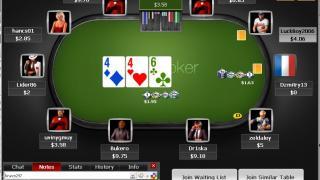 Titan Poker Tisch