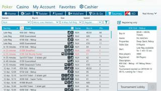 bet-at-home.com Lobby
