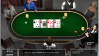Betsson Poker Tisch