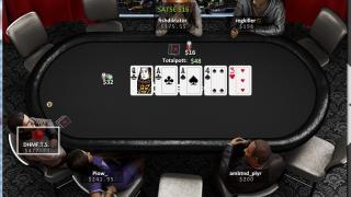 Betsafe Poker Tisch
