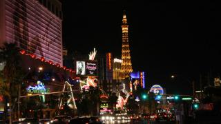 Las Vegas Strip horiz