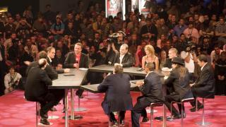 Pros on stage Million Euro Challenge 2007