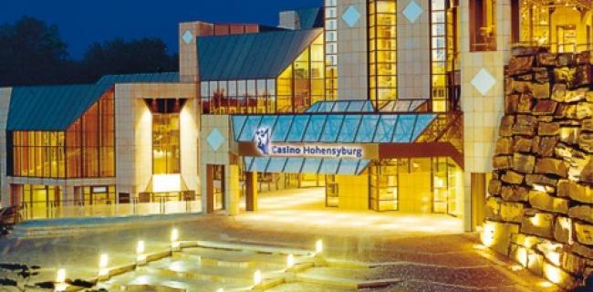 6 Ways 2 Poker (2/7): Lizenzierte Spielcasinos - Hohensyburg