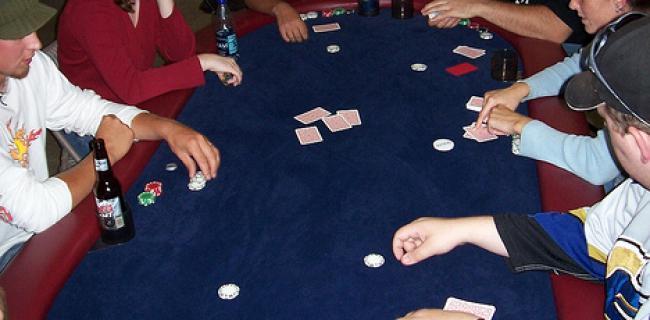 6 Ways 2 Poker (6/7): Home-Runden