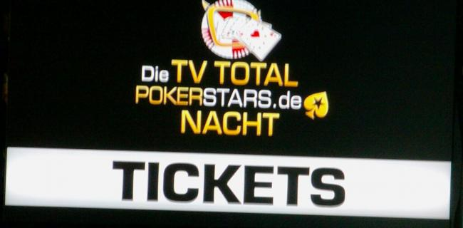 TV total - Augen-Schmaus & Poker-Graus