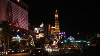 Las Vegas Strip horiz