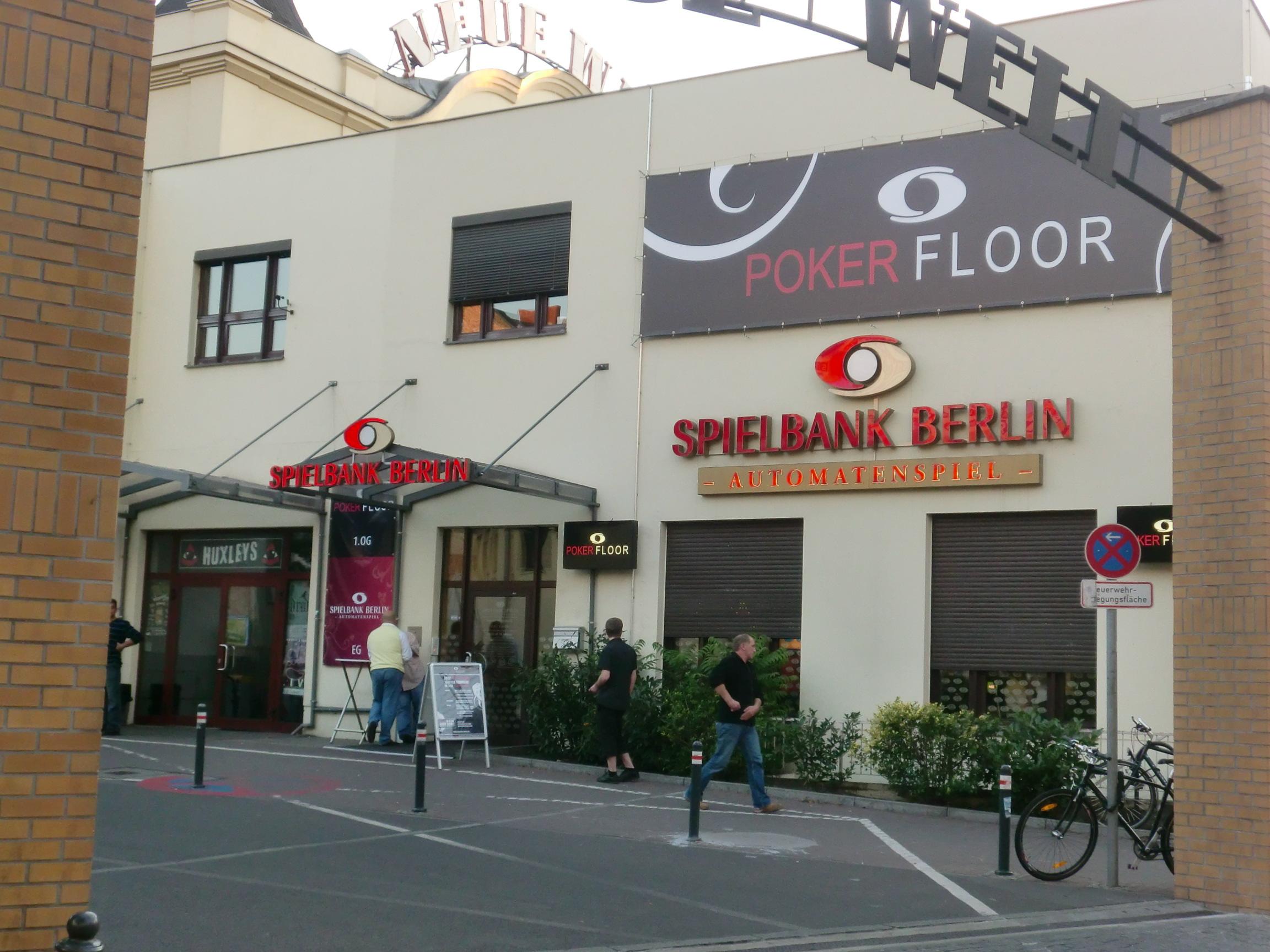 live poker berlin