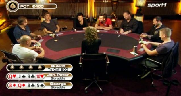 T poker edge