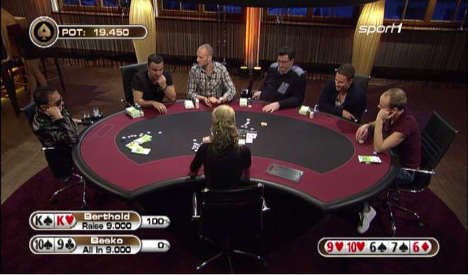gewinnwahrscheinlichkeit poker