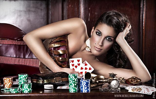 professionell poker spielen