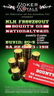 Bounty on Nationalteam
