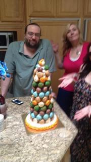 Doyle Brunsons Geburtstagstorte