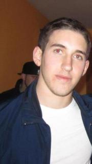 Daniel Colman in jungen Jahren