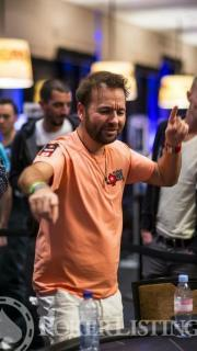 Daniel Negreanu2013 WSOP EuropeEV0710K NLH Main EventDay 3Giron8JG2683