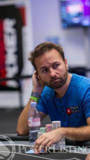 Daniel Negreanu 2013 WSOP EuropeEV0725K NLH High RollerDay 2Giron8JG3034