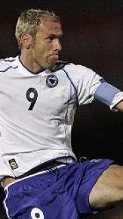 Sergej Barbarez Bosnien