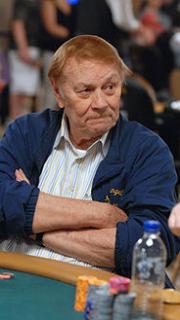 Jerry Buss bei der WSOP