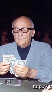 Johnny Moss 1974