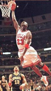 Michael Jordan A