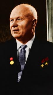 Nikita Chruschtschow