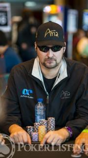 Phil Hellmuth 2013 WSOP EuropeEV0710K NLH Main EventDay 2Giron8JG2254
