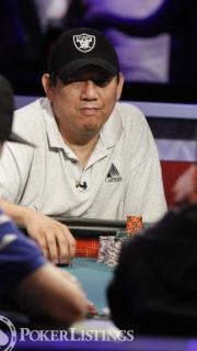 Steven Gee final table