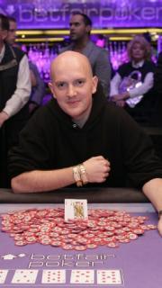 Zweifacher Bracelet-Gewinner Jesper Hougaard