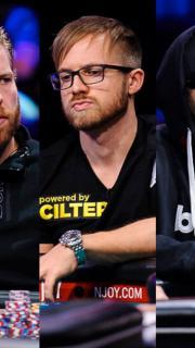 Die letzten Drei des WSOP Main Event 2014