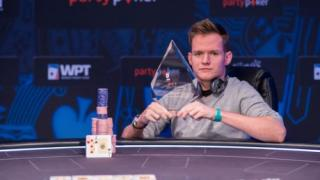 Alex Goulder WPT National Prag 2014