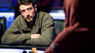 Andrea Dato am Final Table der EPT Barcelona