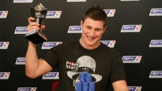 Anton Wigg EPT Champion
